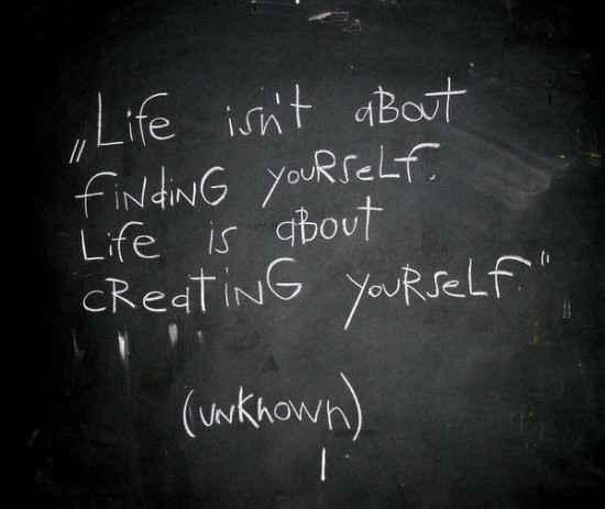 Creating.