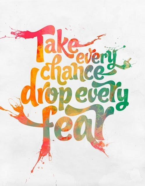 Chance or Fear.