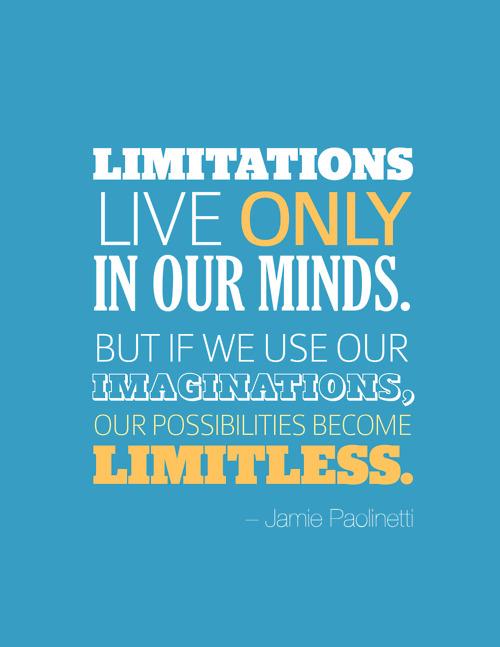 Limitations.