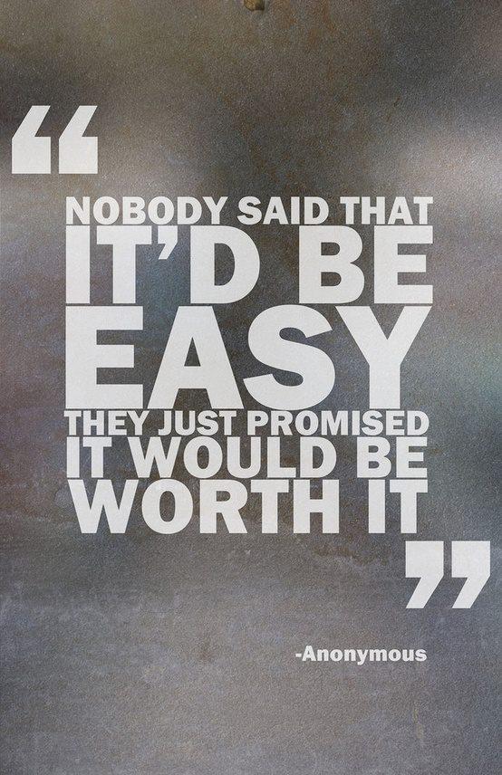 Nobody Said....