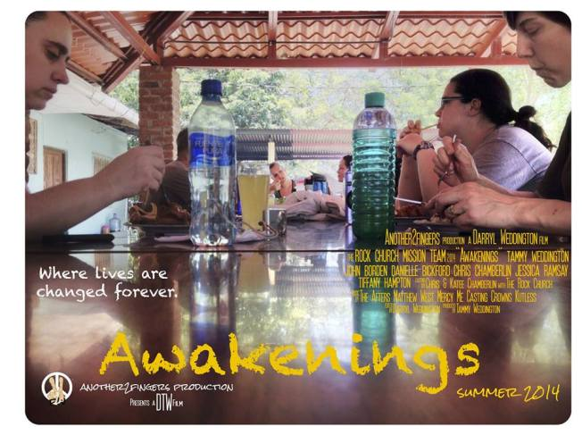 The Rock Church presents: Awakenings - Summer 2014