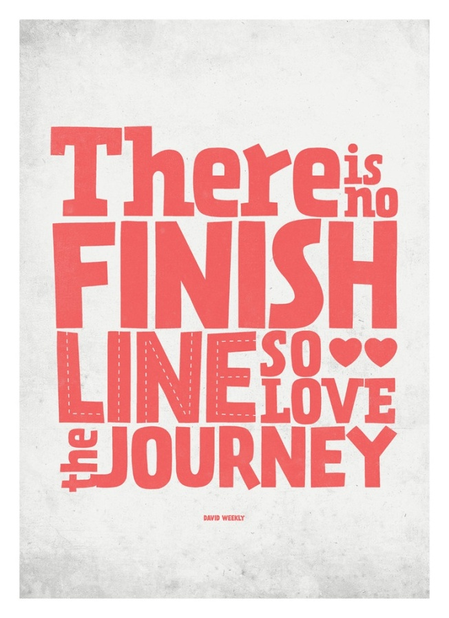 Love the Journey.