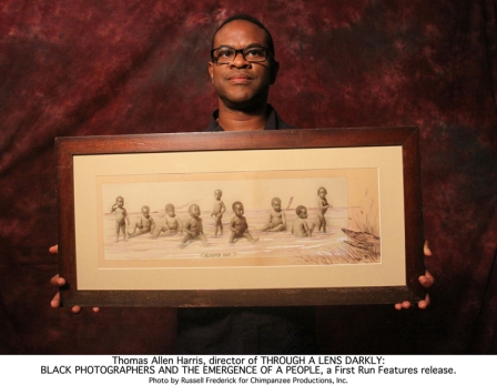 Thomas Allen Harris, director of THROUGH A LENS DARKLY: BLACK PH